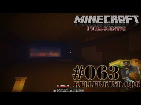 Mario Odyssey zu Halloween ★ #063 ★ EmKa plays Minecraft: I will survive [HD|60FPS]