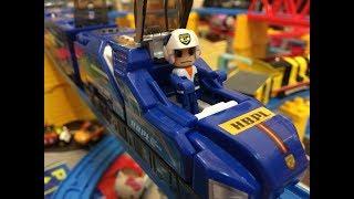 Rozbalení Modrá Policejní Linka (00666 Z Cz)