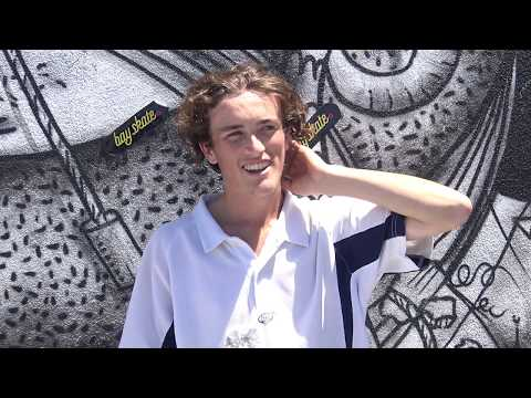 New Zealand ASA Scooter Nationals 2019 - Interview with Connor Ransley