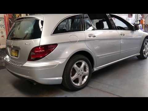 2007 Mercedes Benz R320 CDi L long wheel base