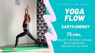Yoga Flow Clasa Online (75 min)
