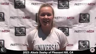 Alexis Sealey