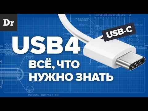 USB 4: Что будет с Type-C?