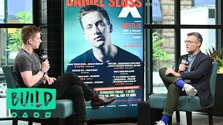 "Daniel Sloss On His Show, ""NOW"""