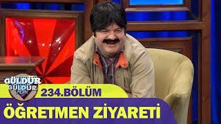 Öğretmen Ziyareti - Güldür Güldür Show 234.Bölüm