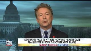 Rand Paul Unveils His Brilliant Obamacare Replacement Plan