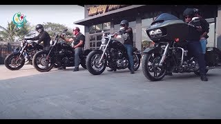 Harley-Davidson® Of Mandalay, Myanmar. DVB စီးေတာ္ယာဥ္ Program
