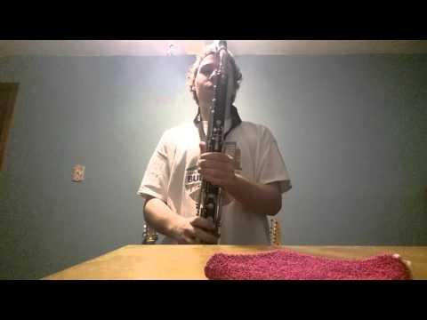 Comparison – Alto vs. Bass Clarinet