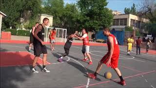 "Баскетбол 3х3. ""Team Bishkek"" - ""Немажущие"". Турнир Spring Cup 2018. Финал среди мужчин"