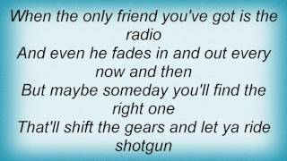 Aaron Watson - Diesel Driving Daddy Lyrics