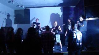SPEED Merciless Death(Dark Angel cover) live at SUB-mission