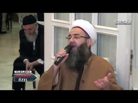 15 Ocak  2017 Tarihli BEYKOZ Sohbeti - Cübbeli Ahmet Hocaefendi Lâlegül TV