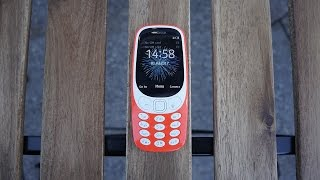 Hello Again Nokia 3310 (2017)! Sort Of