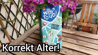 Lidl Schokolade Way to Go | Mit Fairtrade Kakao | FoodLoaf