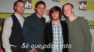 The Fray-Where The Story Ends (subtitulos en español)