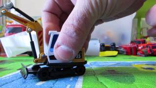 preview picture of video 'tractors for kids die cast WELLY urban city excavator unboxing טרקטור לילדים'