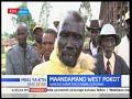 Wakazi West Pokot waandamana; wasema naibu gavana amezembea kazini