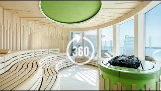 AIDAprima: Erholung in 360°