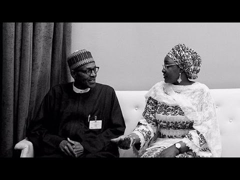 I will not campaign for you if .... - Mrs Buhari warns Buhari, Nigerians react