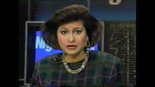 KFDX Newscenter 3 opening and a couple of stories from 1992