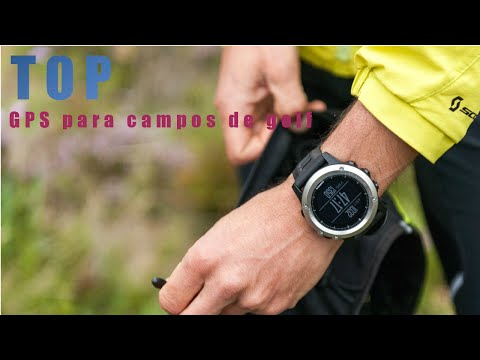 ✌✌✦✍Las Mejores diez GPS para campos de golf