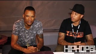 Rich Boy Talks New Album, Being The First Artist To Work With Drake & B.o.B.