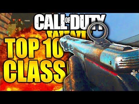 CALL OF DUTY WW2 BEST CLASS SETUPS RIGHT NOW! TOP 10 BEST CLASS SETUPS COD WW2 BEST DIVISION SETUPS!