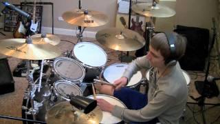 Angels & Airwaves: It Hurts drum cover