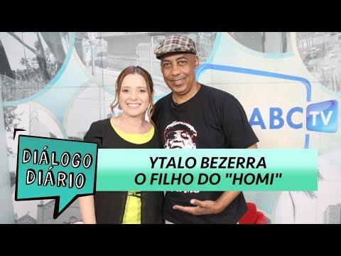 Diálogo Diário tem samba!