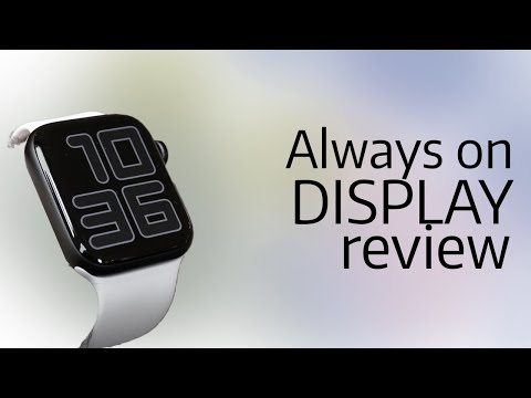 Apple Watch Series 5 Always ON Review