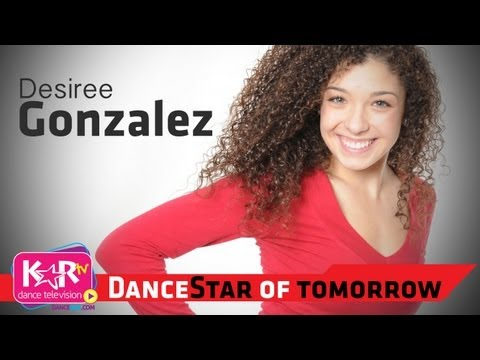 DanceStar of Tomorrow - Desiree Gonzalez