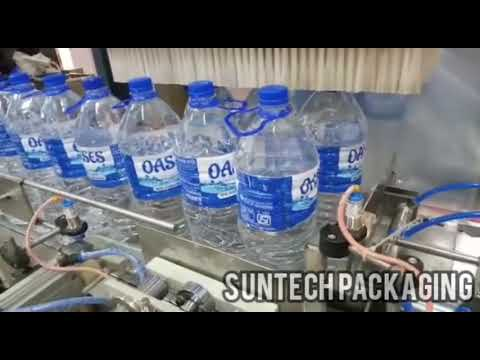 Automatic Bottle Shrink Tunnel Machine