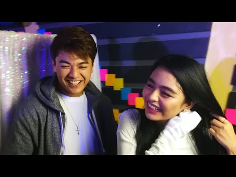 Surprised and super happy si Charles sa pag harana at pagdating ni Vivoree sa bday bash nya!