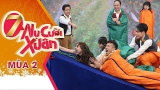 Sâu Béo Lan Ngọc Đại Chiến Sâu Béo Hari Won    Nụ Cười Xuân Mùa 2   Tập 1 Full HD
