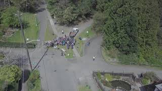 Success! Nearly 100 people contribute to the Good for a Change Ravenna Park Seattle Cleanup