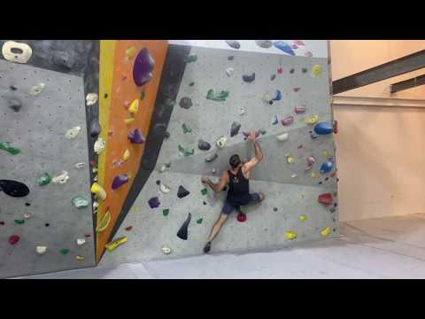 First Ascent: Avondale V4 Red