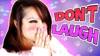 APHMAU TRY NOT TO LAUGH CHALLENGE