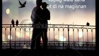 Kung ako'y iiwan mo Lyrics By Angeline quinto