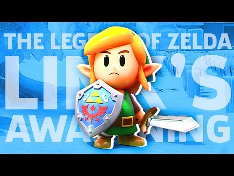 The Legend Of Zelda: Link's Awakening | GameSpot Live