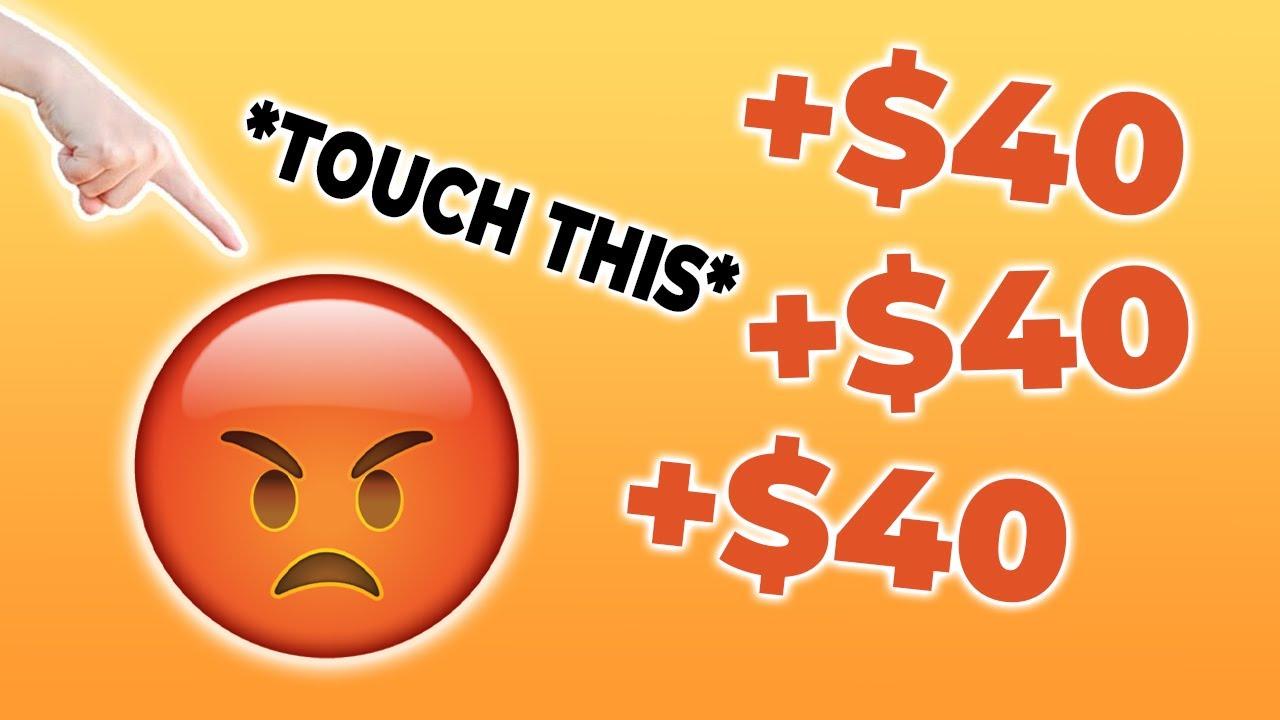 Make $40 By Simply Clicking Emojis|Earn Money Online 2021 - Ryan Hildreth thumbnail