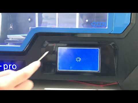 Qidi Tech X-Pro Wifi Printing