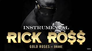 Rick Ross   Gold Roses Ft. Drake (Instrumental)