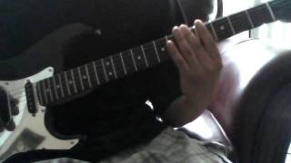 Secrets of the Dead - CHIMAIRA (guitar cover)