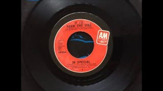If I'd Been The One , 38 Special , 1983 Vinyl 45RPM