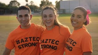 """THE AZTEC STRONG CLUB PRESENTS """"STAND IN THE LIGHT"""""""