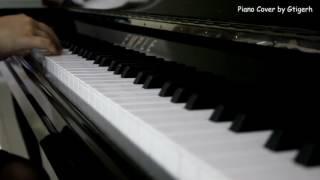 [PIANO] 백예린 (Yerin Baek) - 아주 오래된 기억 (Blooming Memories)