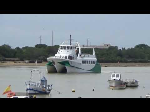 Propuesta para hacer una gran zona de ocio en la orilla del Guadalete