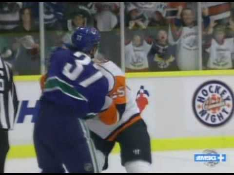 Rick Rypien vs. Andy Sutton
