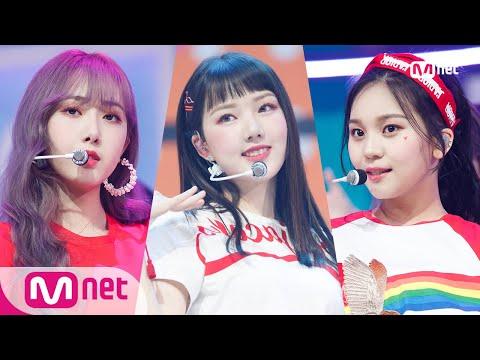[GFRIEND - Sunny Summer] Comeback Stage   M COUNTDOWN 180719 EP.579