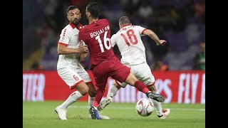 Highlights: Qatar 2-0 Lebanon(AFC Asian Cup UAE 2019: Group Stage)